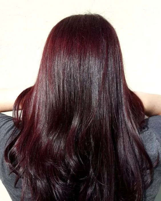Colori tinte capelli rossi