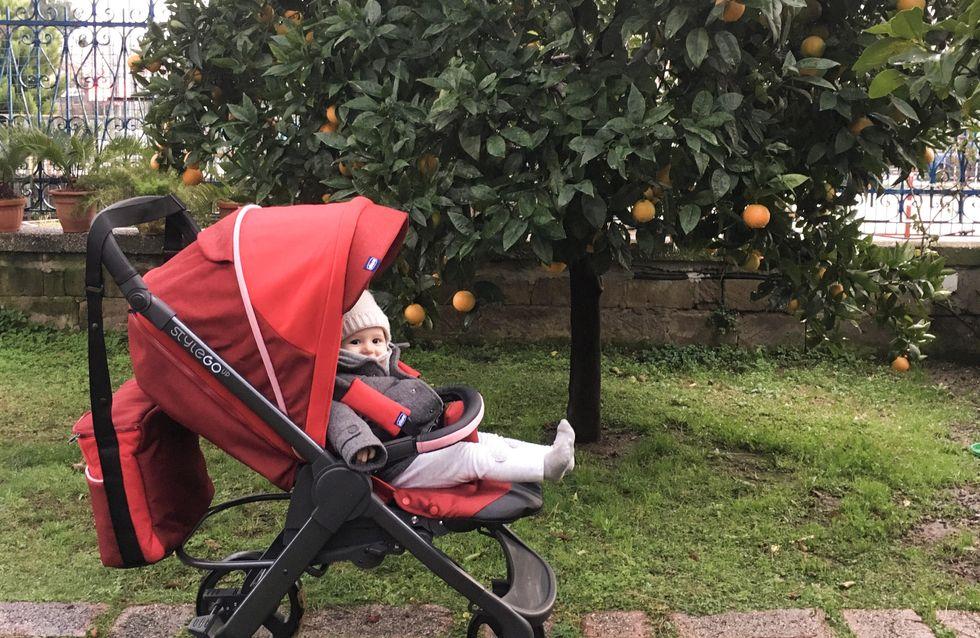 Trascorrere qualche ora all'aria aperta con i bimbi è importante, anche d'inverno!