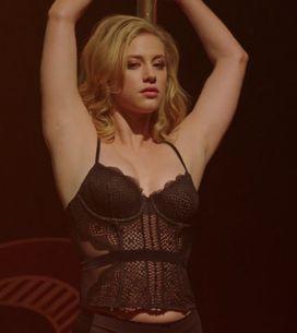 L'actrice de Riverdale répond violemment aux critiques sur son physique