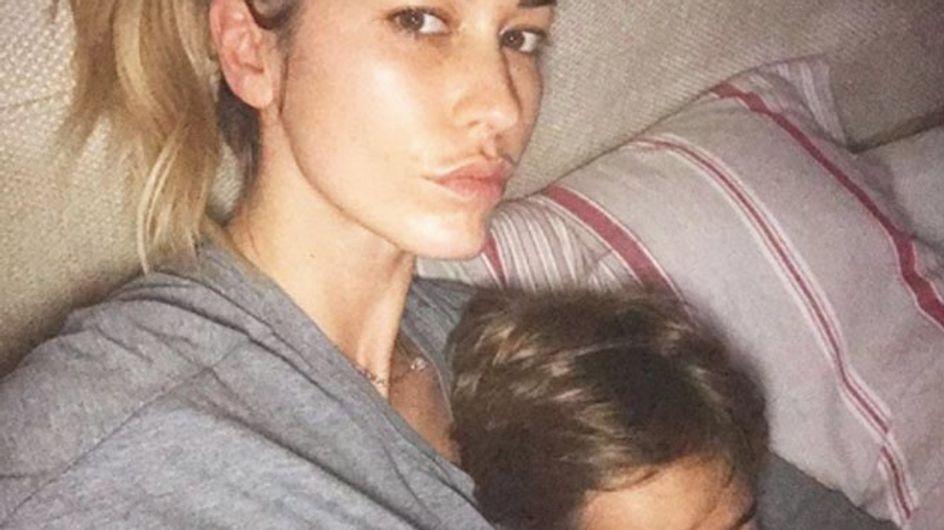 """Elena Santarelli parla via social del figlio malato: """"Un pugno allo stomaco"""""""