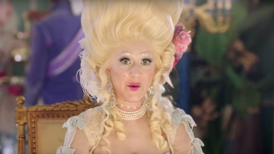 Katy Perry défie les conventions dans un nouveau clip girl power ! (vidéo)