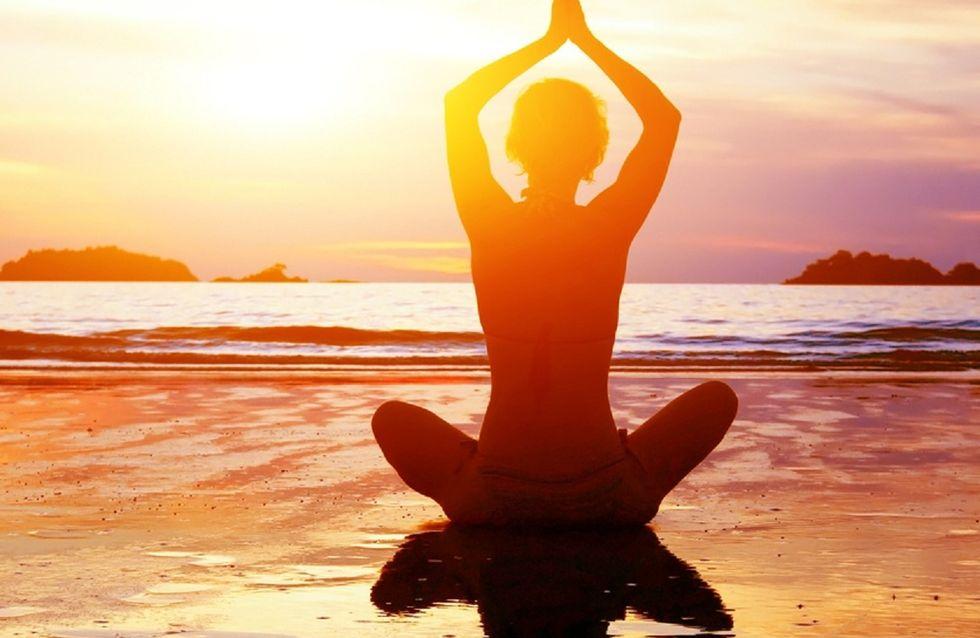 4 posizioni di Yoga per migliorare la concentrazione