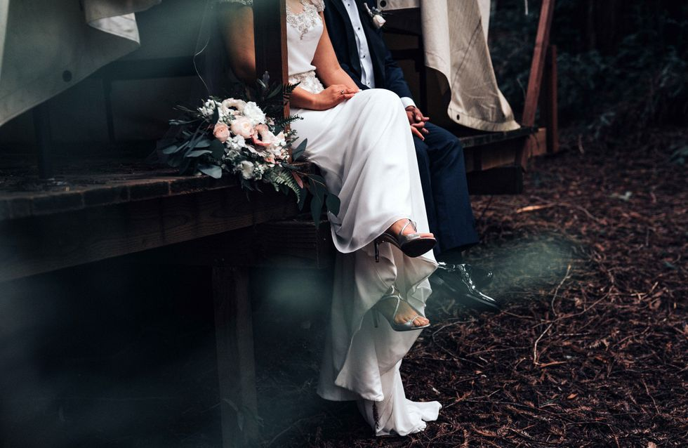 8 Dinge, die bei einer Hochzeit schiefgehen können