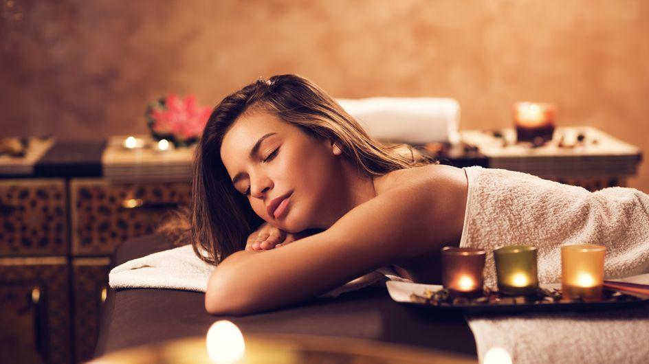 Descubre los beneficios de un masaje relajante