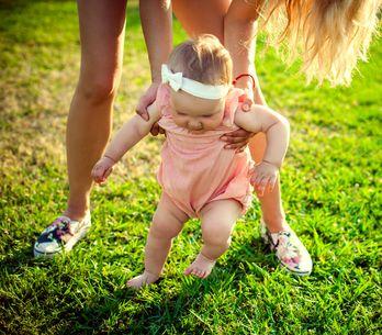 Come insegnare a camminare al tuo bambino