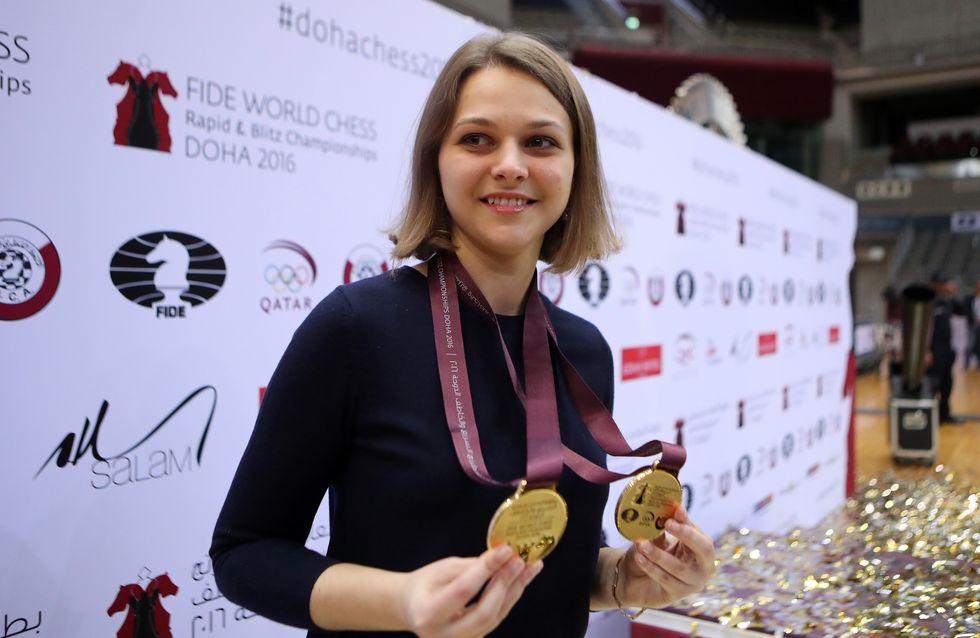 Anna Muzychuk refuse courageusement de défendre son titre en Arabie saoudite