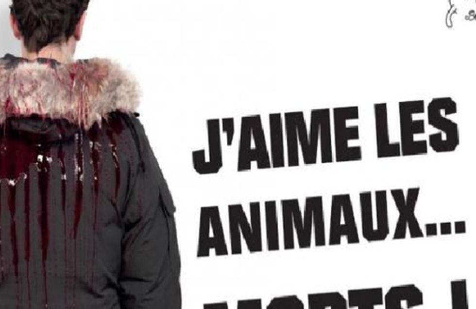 La Fondation Bardot lance une nouvelle campagne choc anti-fourrure