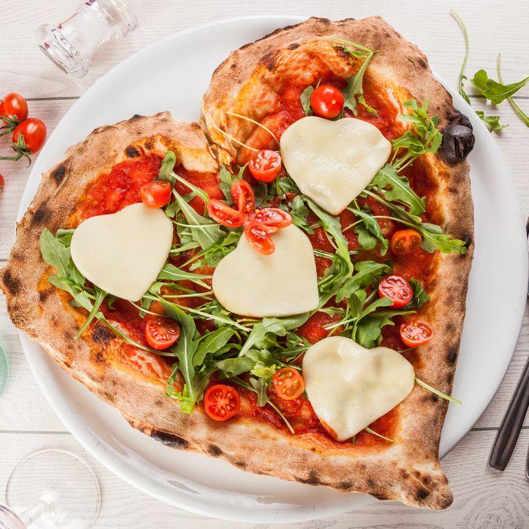 Valentinstag menu rezept