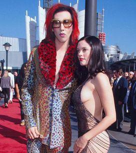 Las 5 historias de amor de Marilyn Manson sin final feliz