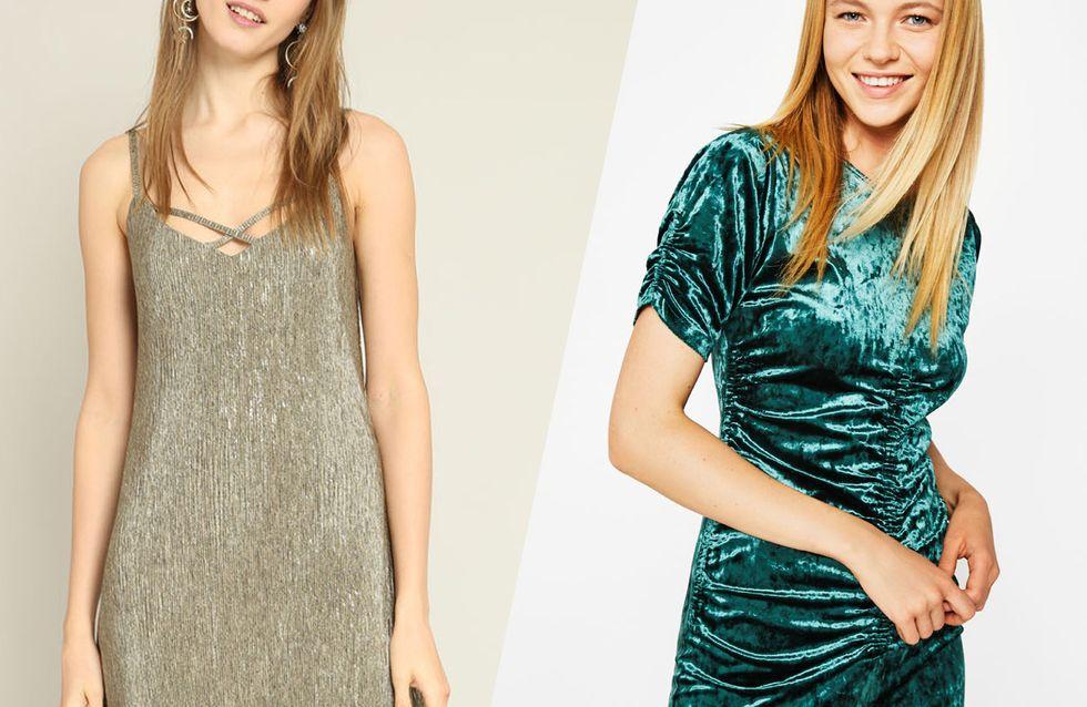 15 robes à moins de 20€ pour fêter la nouvelle année en beauté