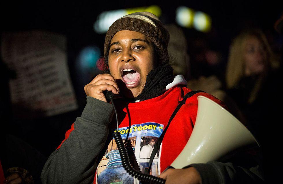 """Erica Garner, figure du mouvement """"Black Lives Matter"""", meurt à l'âge de 27 ans"""
