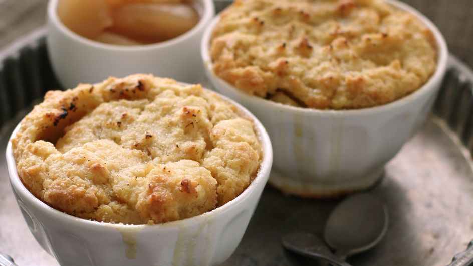 Révise tes classiques avec la recette du crumble aux pommes !