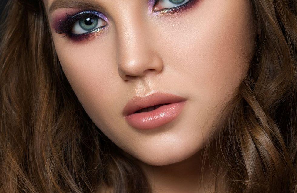 Ultra Violet: So wird die Trendfarbe 2018 zum Make-up-Highlight!