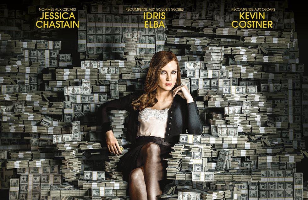 Jessica Chastain est absolument géniale dans le film Le Grand Jeu