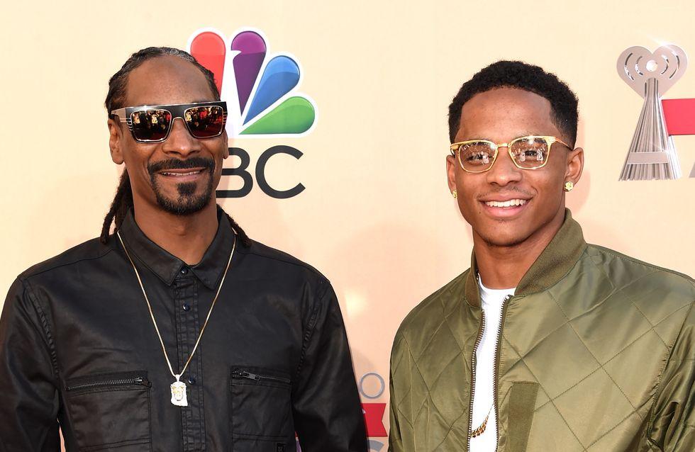 Cordell Broadus, le fils de Snoop Dogg devient mannequin et il a bien changé !