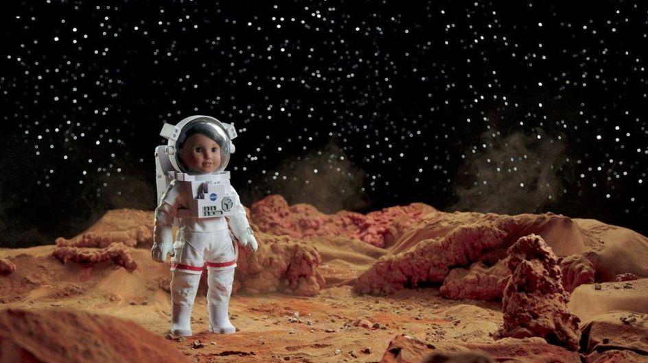 Luciana Vega, 11 ans, future astronaute est LA nouvelle poupée que l'on adore !