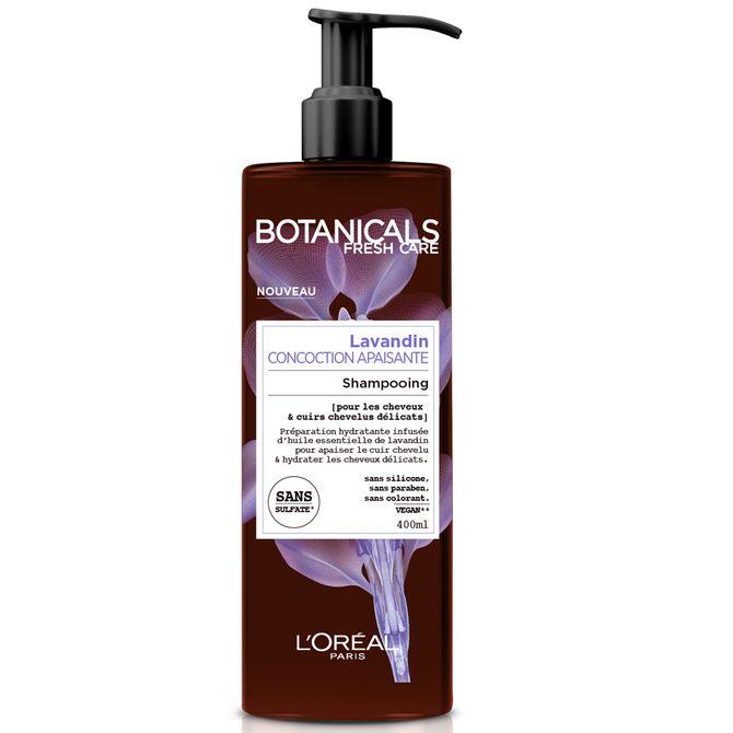 Shampoing au lavandin, Botanicals Fresh Care