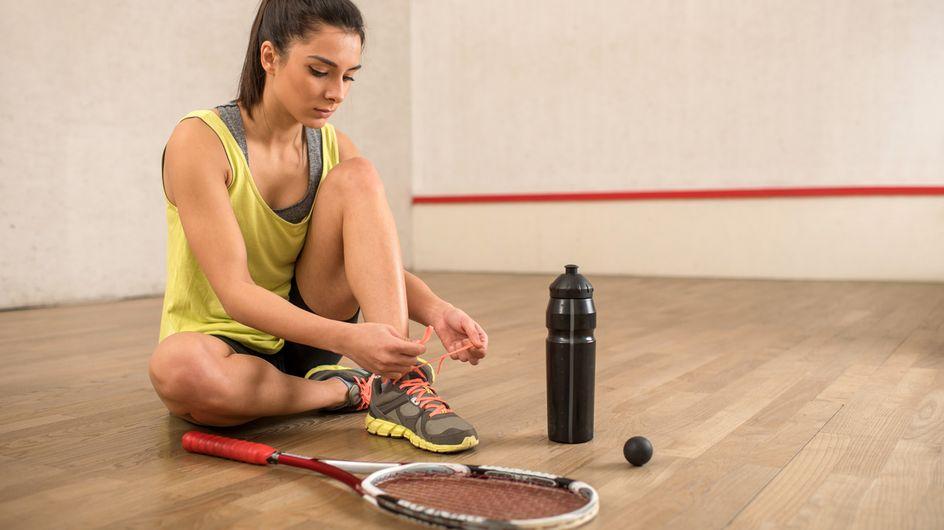 L'Arabie Saoudite organise son tout premier tournoi féminin de squash