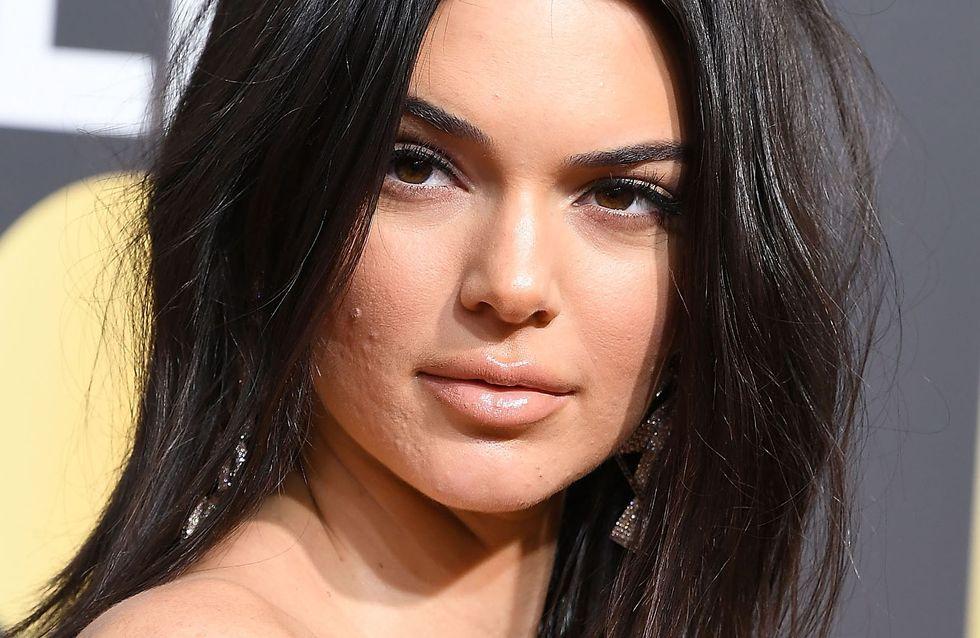 Kendall Jenner répond après avoir été attaquée pour son acné