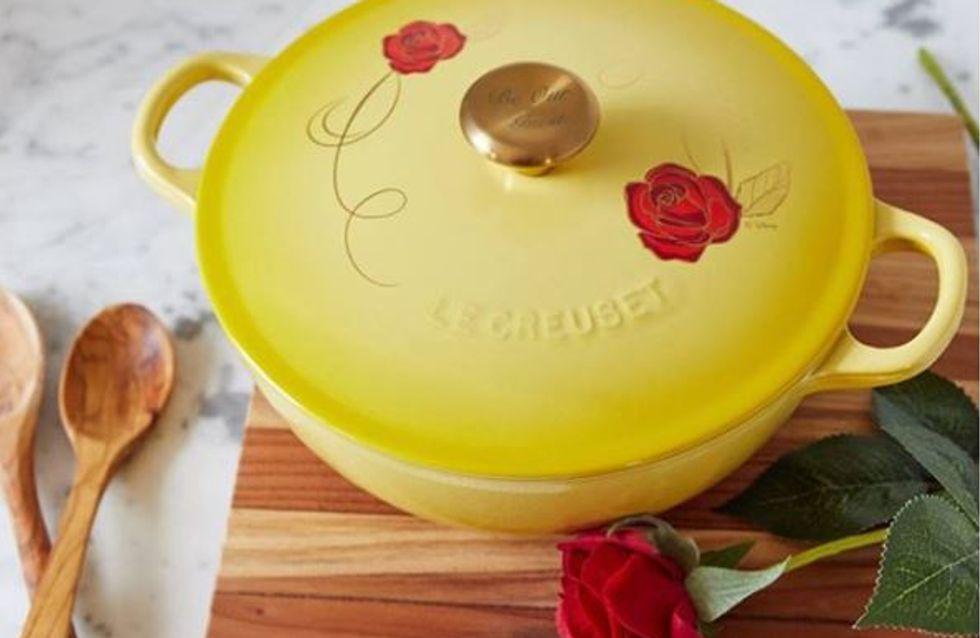 Sono arrivate le pentole delle principesse Disney per cucinare pietanze magiche!