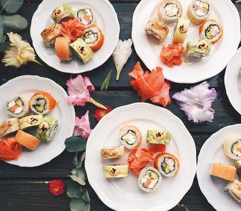 La dieta del sushi, la nueva tendencia para adelgazar