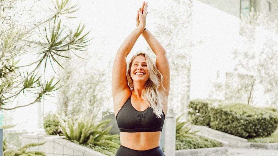 Weil ihr Freund sie zu dick findet, ändert diese Frau ihre Leben - heute ist sie erfolgreiche Fitnessbloggerin