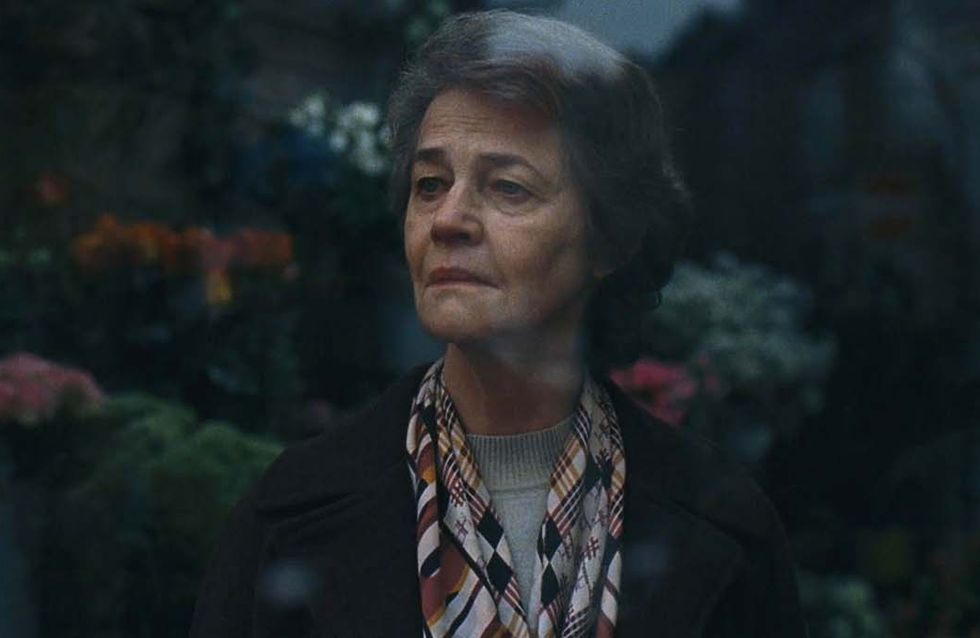 Charlotte Rampling dresse un portrait de femme bouleversant dans le film Hannah (vidéo)