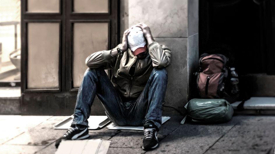 Le Royaume-Uni installe un distributeur de nourriture gratuite pour les sans-abri