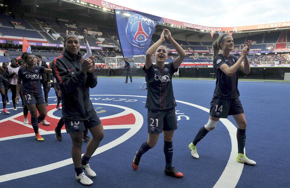 Deux joueuses du PSG décident de reverser 1% de leur salaire à une association