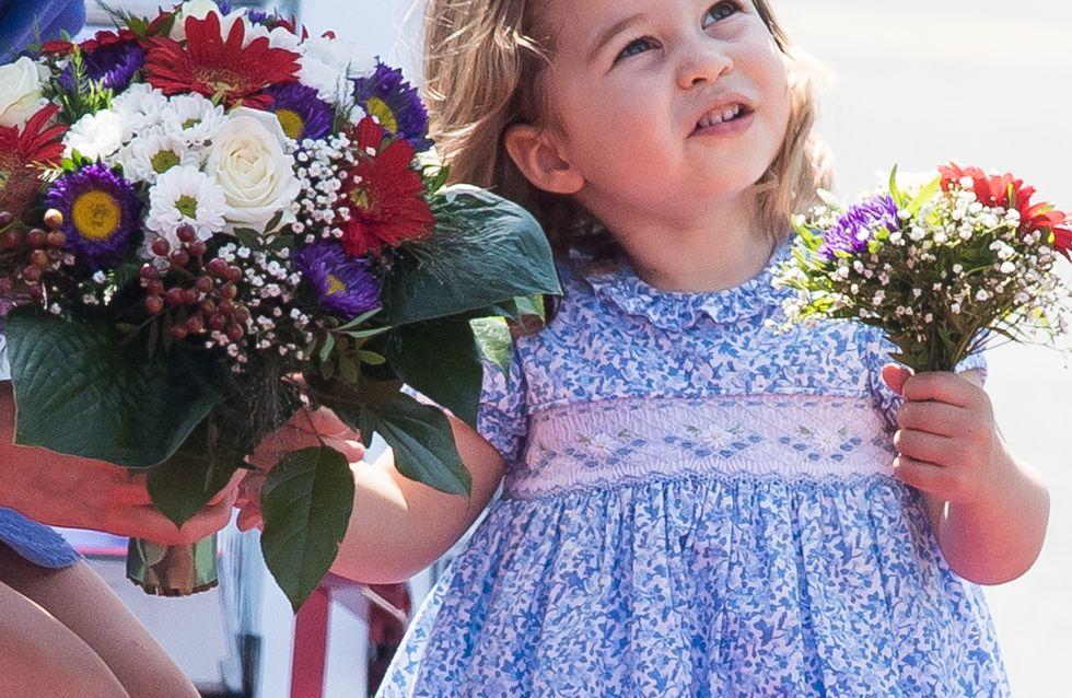 La princesse Charlotte, 2 ans, parle sûrement plus de langues que vous