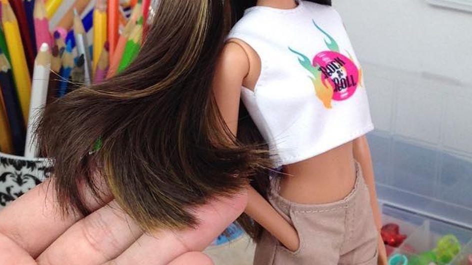 Ce coiffeur de Barbie relooke les poupées comme personne (Photos)