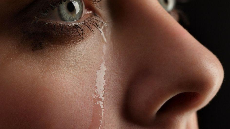 5 motivi per cui piangere fa bene alla salute
