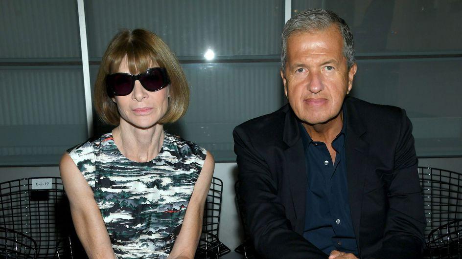 Vogue actúa ante las acusaciones de abusos sexuales a Mario Testino y Bruce Weber