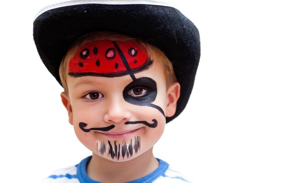 Pirat Schminken Schritt Fur Schritt Von 3 Tage Bart Bis Narbe