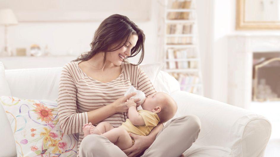 L'allattamento, un momento magico e pieno di amore: i nostri consigli per viverlo in serenità