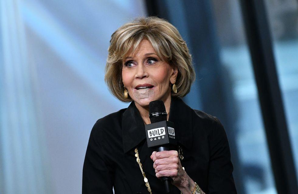 Jane Fonda se confie courageusement sur son combat contre le cancer
