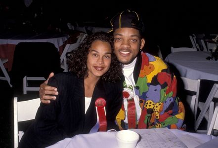 Sheree Zampino y Will Smith