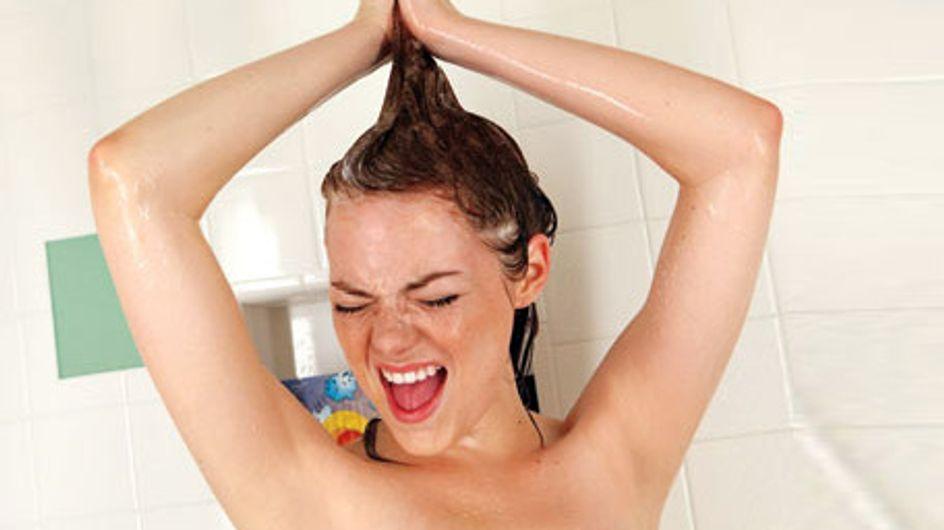 Bonne nouvelle ! Prendre une douche nous ferait perdre 62 calories