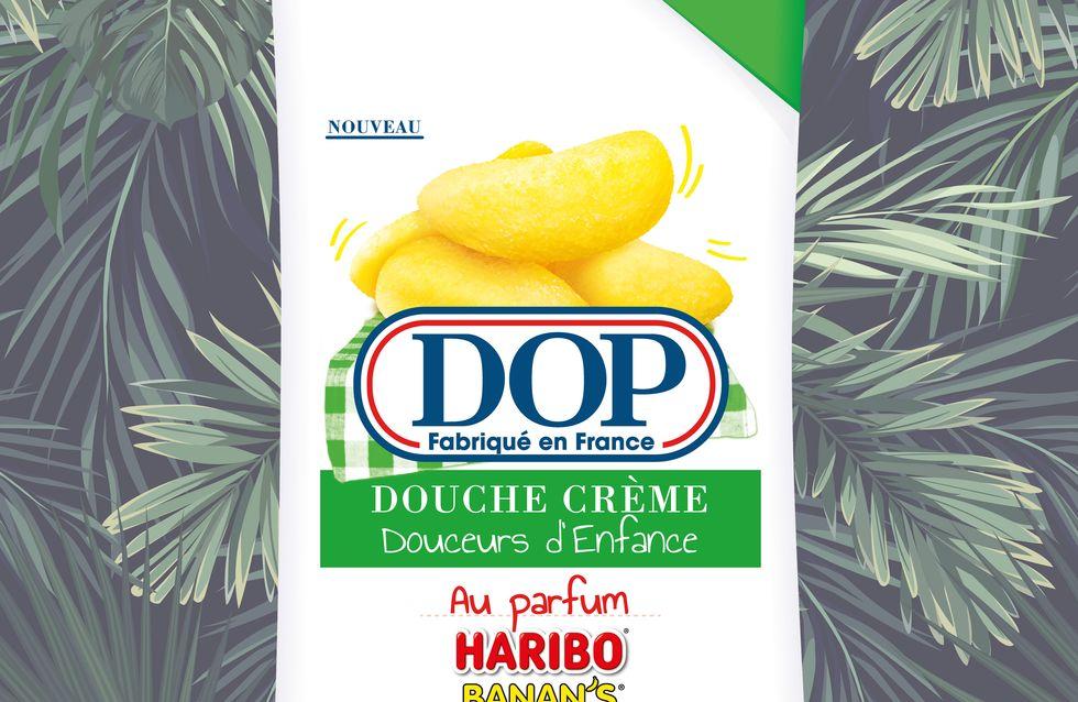 On vous présente Banan's, le petit dernier de la collab' DOP x Haribo