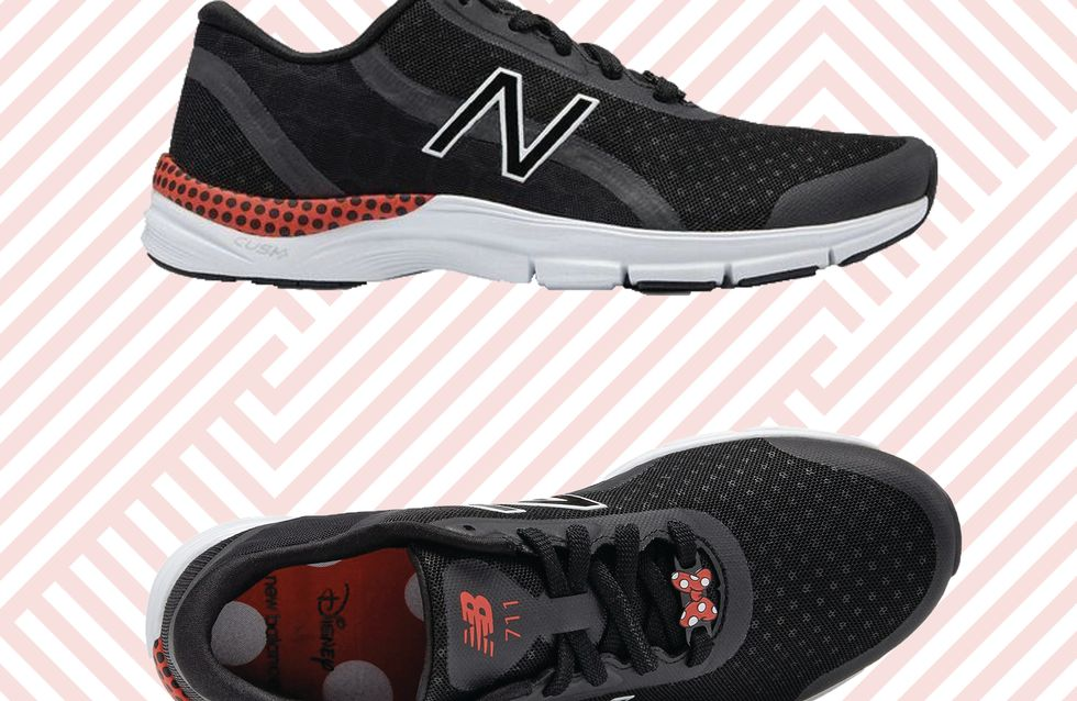 New Balance x Minnie Mouse, les baskets qui vont faire craquer les fans de Disney (Photos)