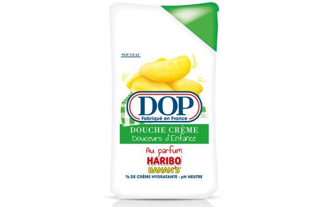 Gel douche Banan's, DOP x Haribo - 2,35 euros