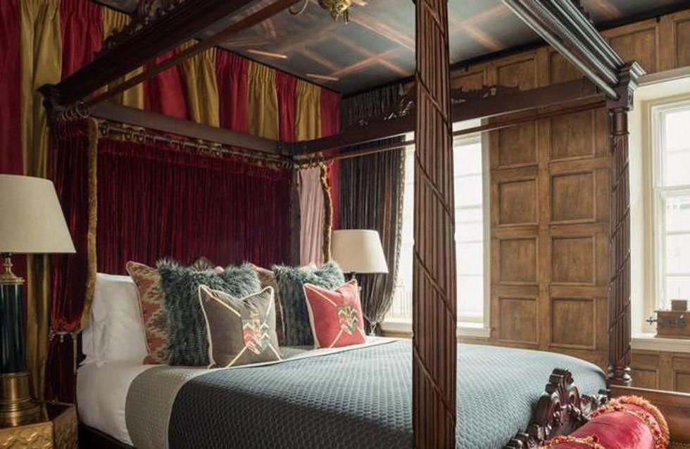 Vous pouvez maintenant louer cet appartement Harry Potter et c'est comme dans un rêve (Photos)