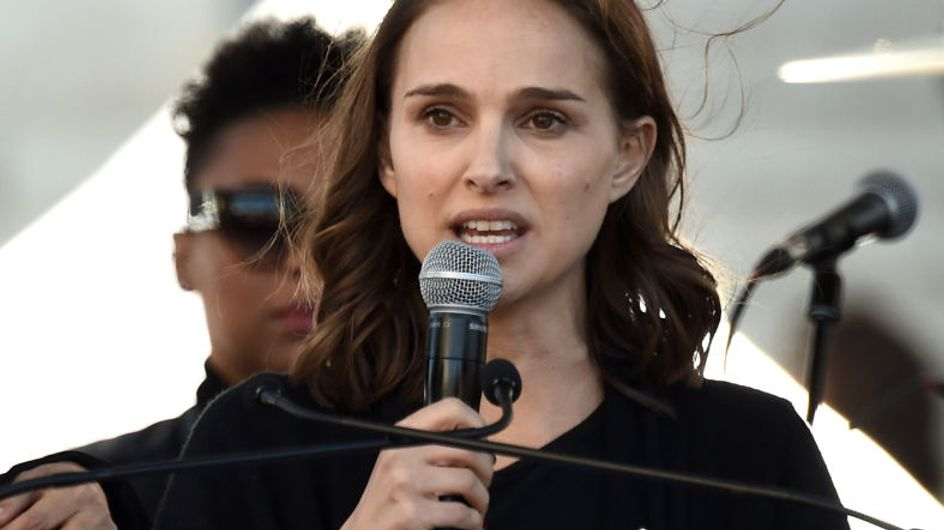 Les mots poignants de Natalie Portman lors de la Women's March contre Donald Trump