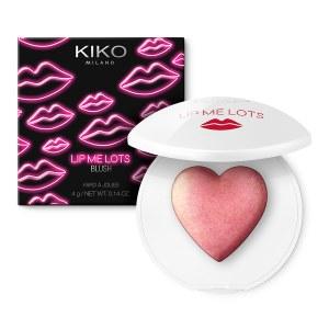 Lip me lots blush de Kiko (11,95 euros)