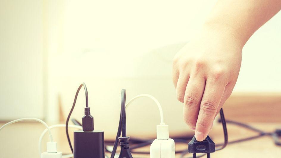 Stacca tutto! 7 apparecchi che consumano energia anche da spenti!