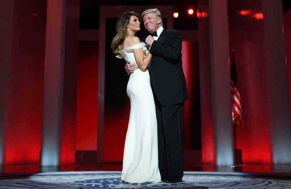 Los momentazos de Melania Trump en su primer año como primera dama