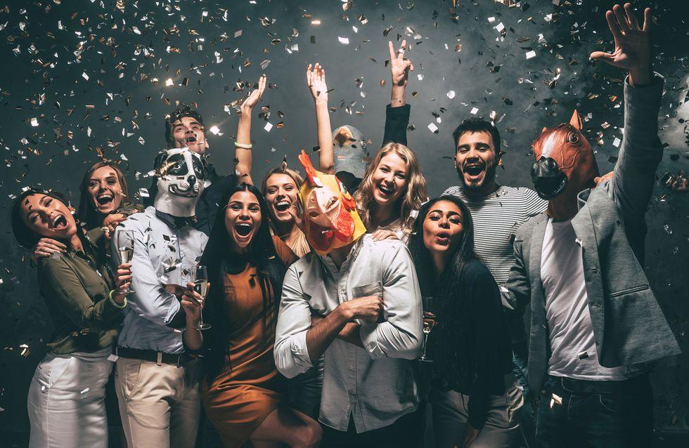 4 idées pour passer un Nouvel An entre amis réussi