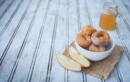 Des beignets aux pommes délicieux en 15 min ? Je veux cette recette !
