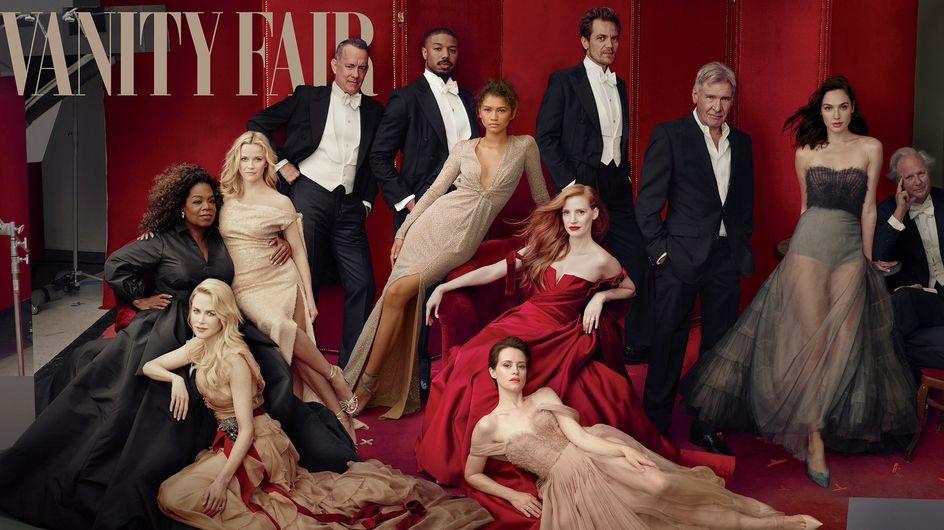 3 mains et 3 jambes, le gros fail Photoshop vu en Une de Vanity Fair (Photos)