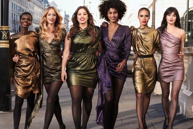 Ashley Graham devient le premier mannequin plus size ambassadrice pour la marque Revlon (photos)